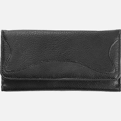 Jillian Faux Leather Ladies Wallet