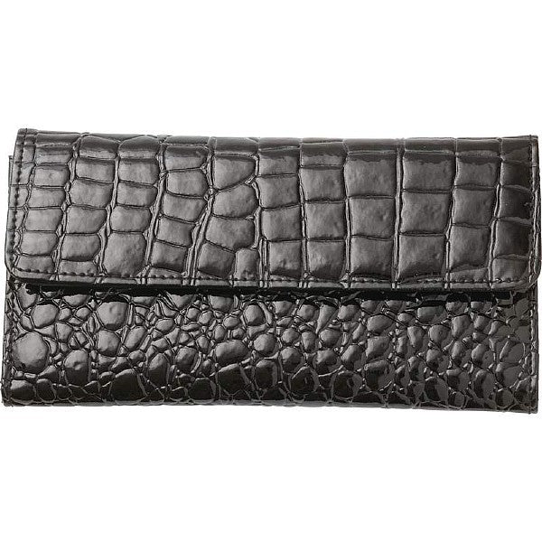 Jillian Alligator Embossed Ladies' Wallet