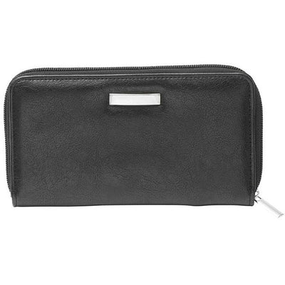 Jillian Embassy Ladies' Faux Leather Wallet