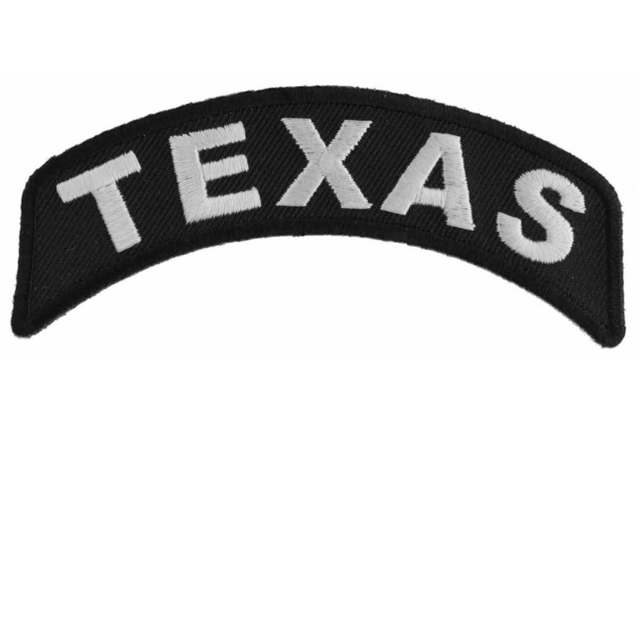 Daniel Smart Texas Patch, 4 x 1.75 inches