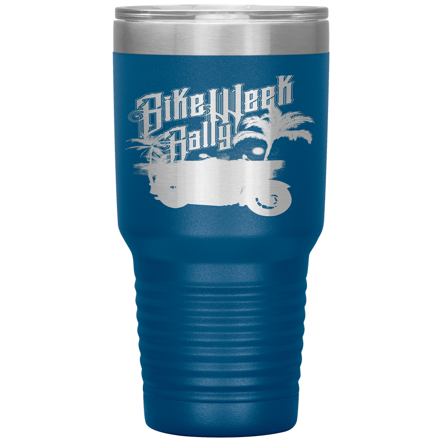 Bike Week Rally Vacuum Tumbler 30 oz.
