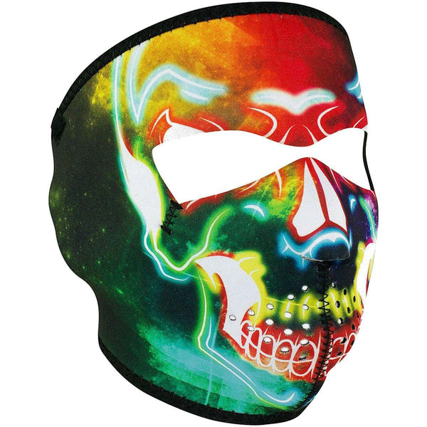 Zan headgear® Electric Skull Face Mask