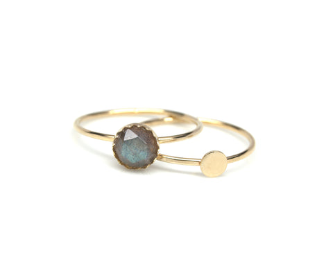 Ida Stacking Ring