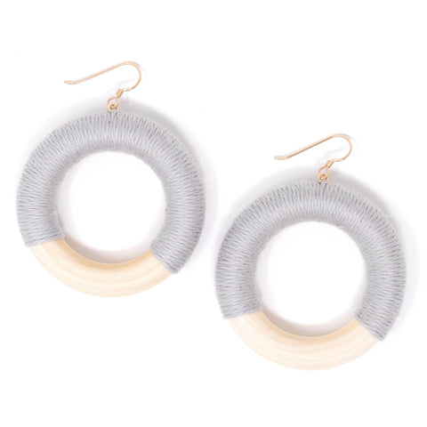 These Native Goods Hoops- Windlass