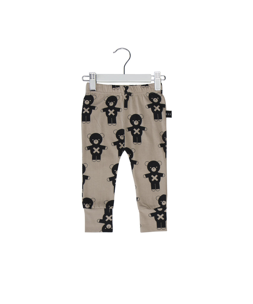 Huxbaby Soldier bears skinny legging - Huxbaby-leggings-Mini Wardrobe Boutique Kidswear Online