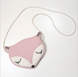 Cushion Fox bag - miniwardrobe-Bags-Mini Wardrobe Boutique Kidswear Online