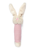 Bella Bunny Rattle in pink - miniwardrobe-toys-Mini Wardrobe Boutique Kidswear Online