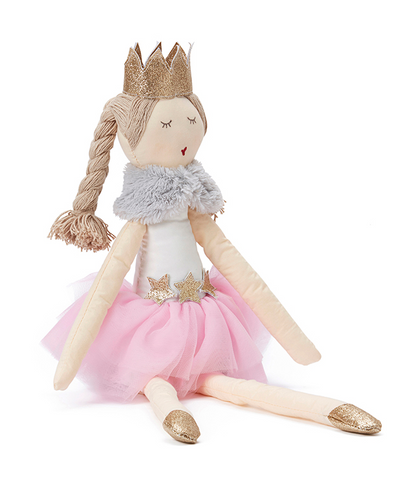 Princess petal toy in pink - miniwardrobe-toys-Mini Wardrobe Boutique Kidswear Online