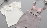 mouse romper 2 pcs set - miniwardrobe-Outfit set-Mini Wardrobe Boutique Kidswear Online