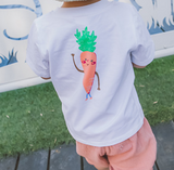 I hate carrot tee - miniwardrobe-Tops-Mini Wardrobe Boutique Kidswear Online