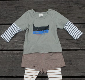 Hero tee - miniwardrobe-Tops-Mini Wardrobe Boutique Kidswear Online