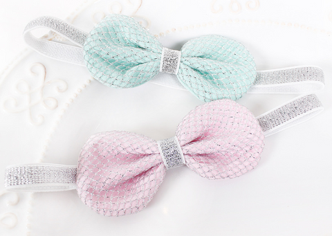 headbands bow - miniwardrobe-headbands-Mini Wardrobe Boutique Kidswear Online
