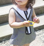 Sailor Romper - miniwardrobe-Romper-Mini Wardrobe Boutique Kidswear Online