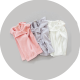 Collar top basic - miniwardrobe-Tops-Mini Wardrobe Boutique Kidswear Online