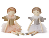 Florence The Fairy - silver - nana huchy-toys-Mini Wardrobe Boutique Kidswear Online