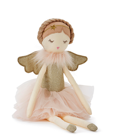 Paris The Fairy - Pink - nana huchy-toys-Mini Wardrobe Boutique Kidswear Online