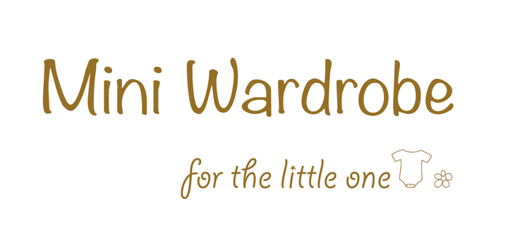 Mini Wardrobe Kidswear