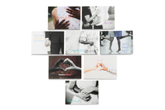 Wedding and Romance Postcard Pack
