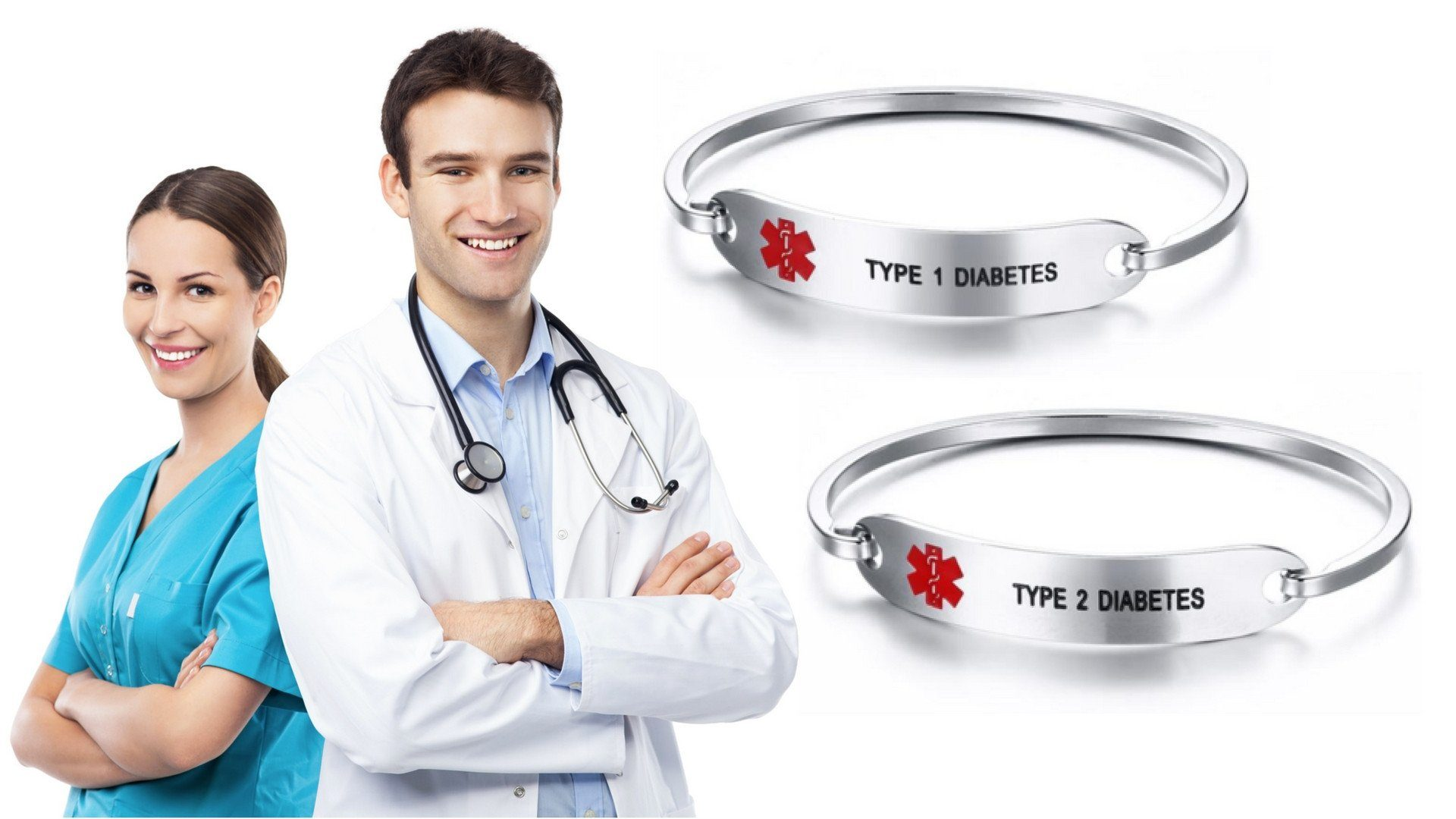 How Diabetes Awareness and Medical Alert Jewelry Can Save Lives