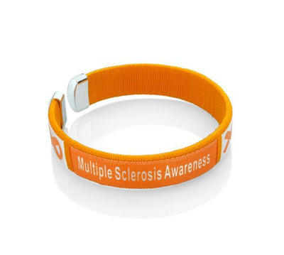 MS awareness bangle bracelet MSABB1 Awareness-alert