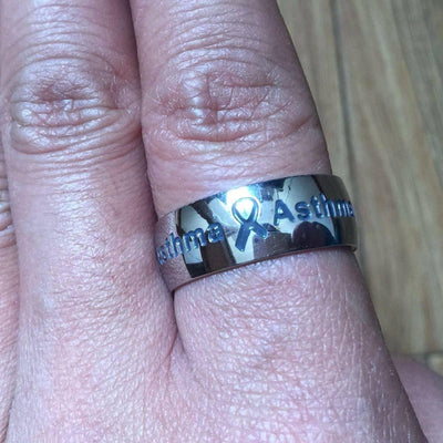 Jewelry - Asthma Ring
