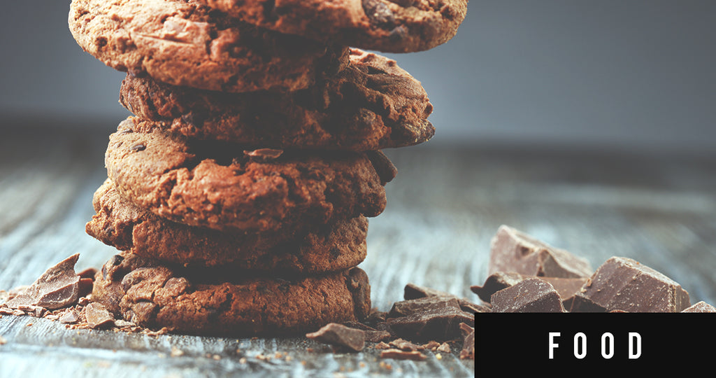 Whey Protein Chocolate Chip Cookies