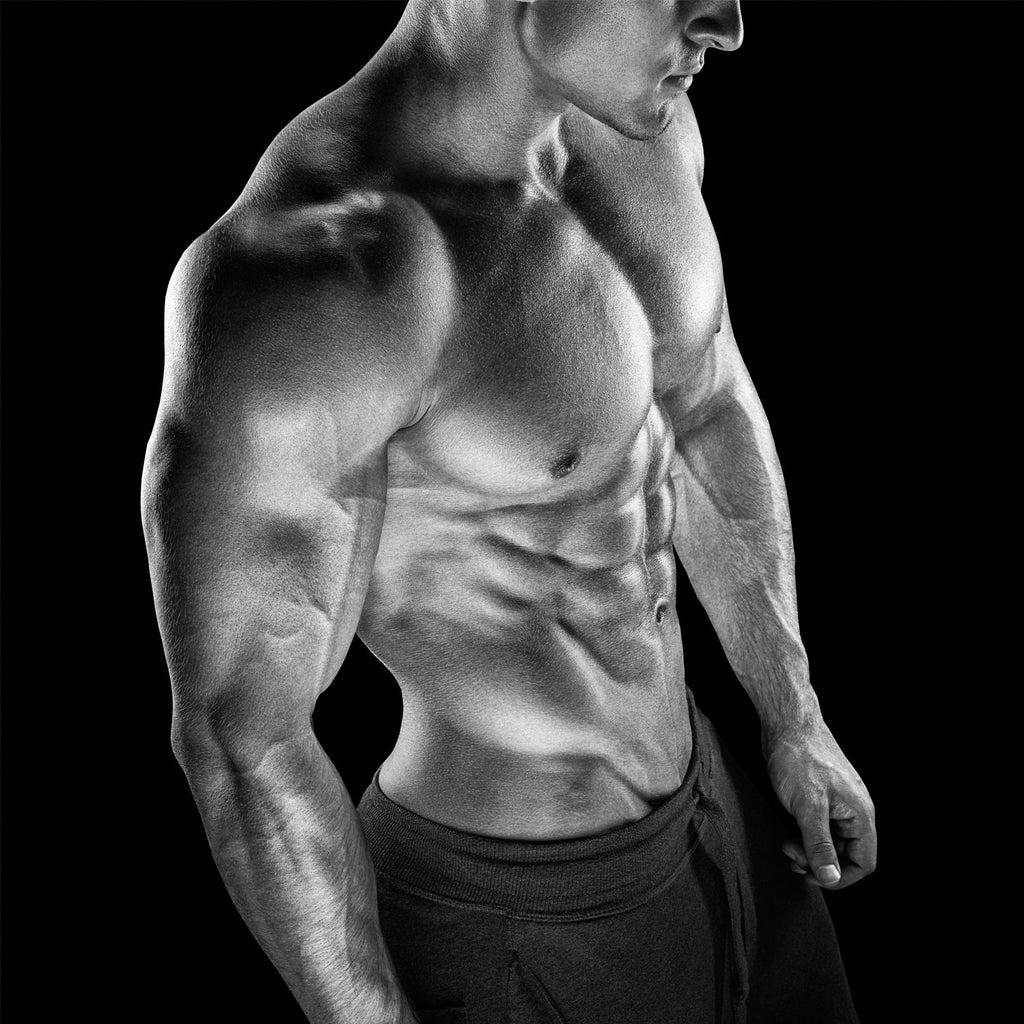 Tips To Get A Shredded Body