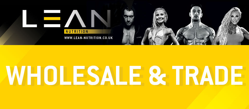 LEAN Nutrition Wholesale & Trade