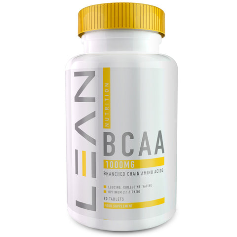 LEAN Nutrition BCAA 1000mg - 90 Capsules