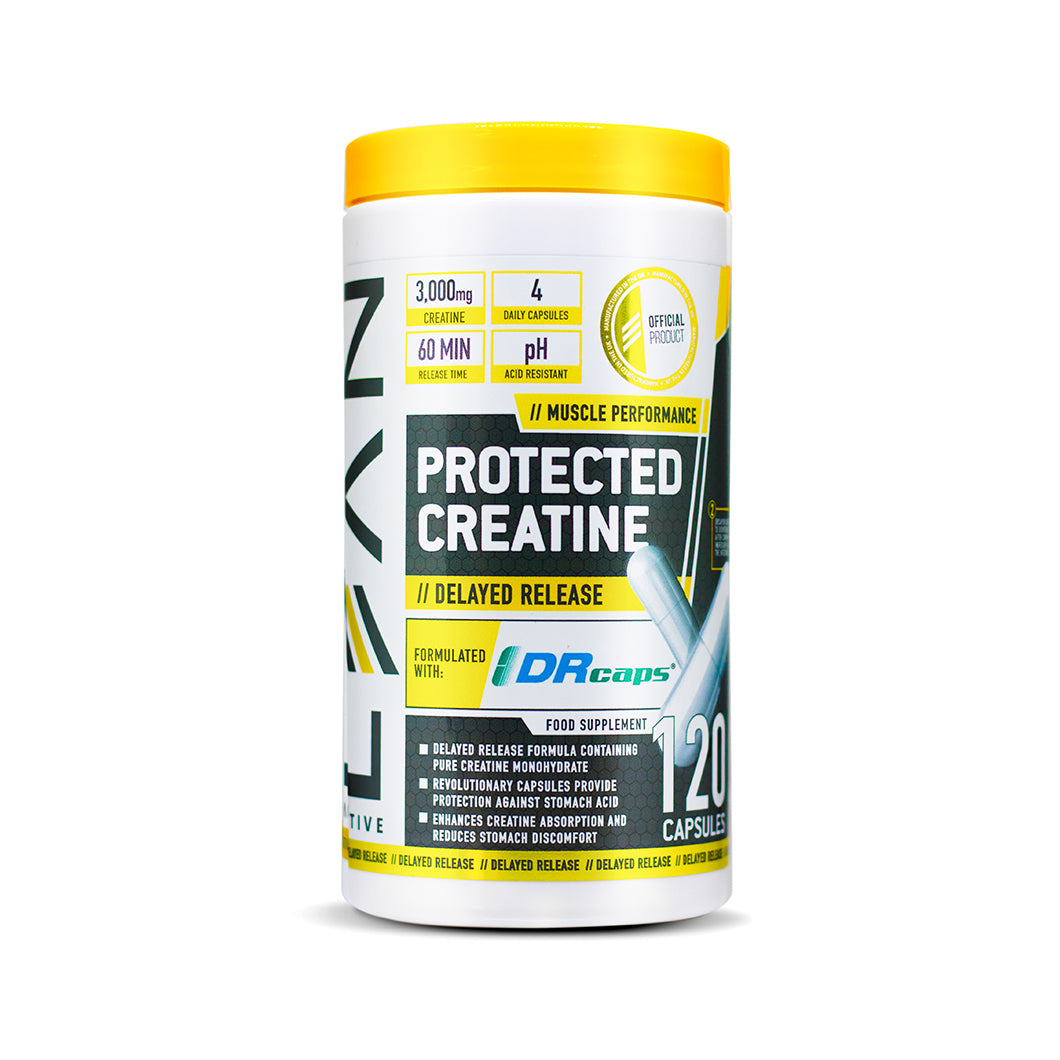Lean Active Protected Creatine – 120 Capsules