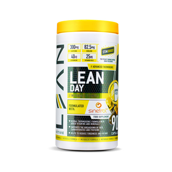 LEAN Active Lean Day Fat Burner - 90 Capsules
