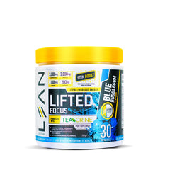 LEAN Active Lifted Focus Pre-Workout Energy Powder 300g