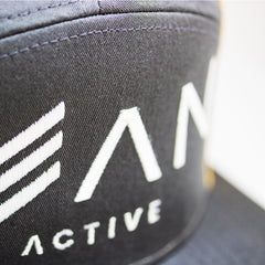 LEAN Active Snapback - 7 Panel Trucker