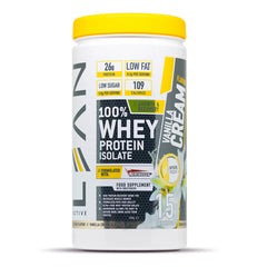 Whey protein isolate - vanilla