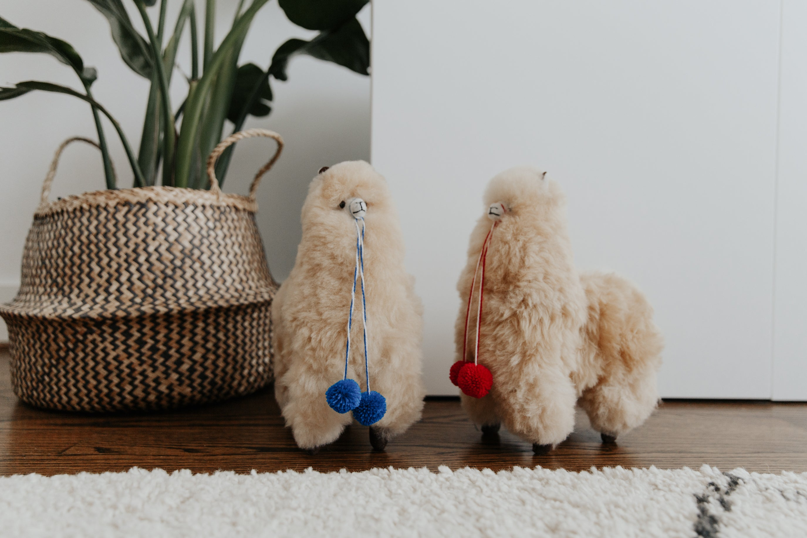 Alpaca Fur Stuffed Animals
