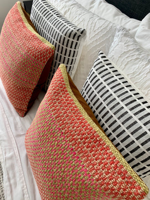 Frazada Pillow Covers in Reef