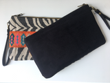 Verano Skinny Clutch (MORE TEXTILE COLORS)