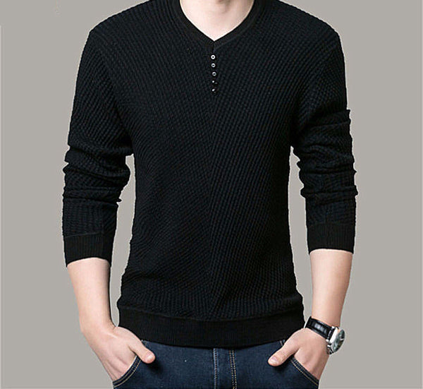 9d52c01480d9 Sweater V Neck (4 colors) – Buy all the Best