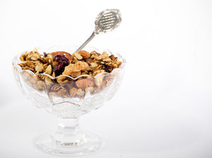 Berry Nutty Lactation Granola