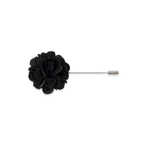 Lapel Pin (Black)