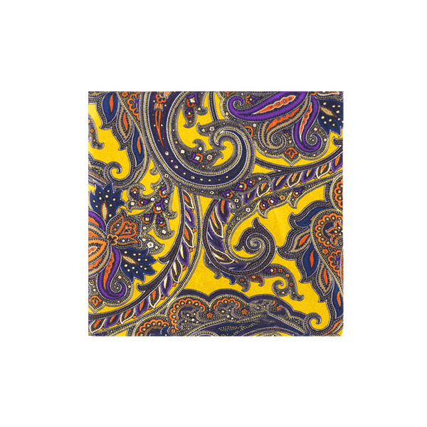 Carnivale Pocket Square