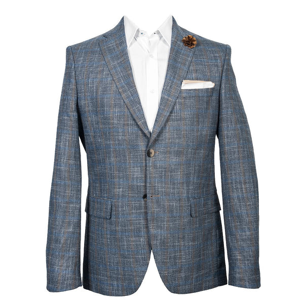 Men's Grey Sport Coat
