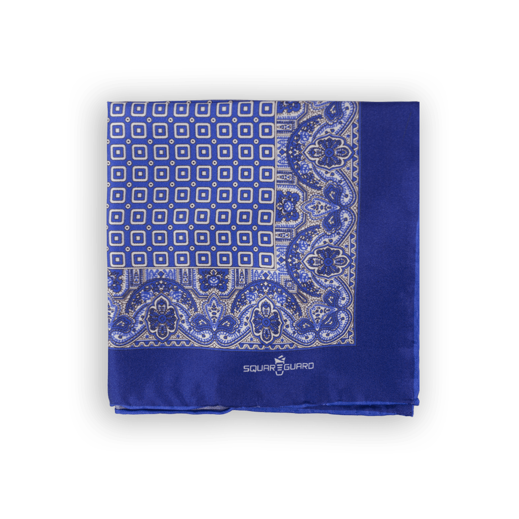 Greek Islands Pocket Square