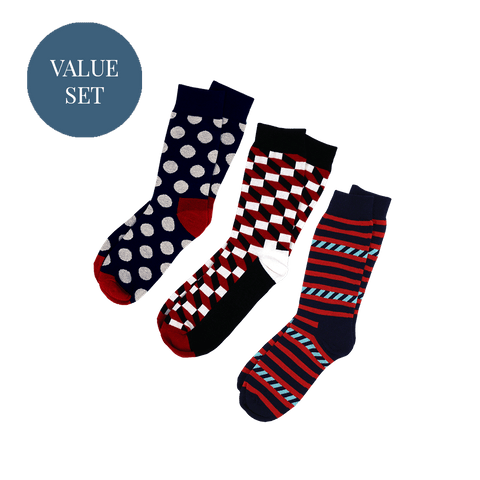 Red Sock Set