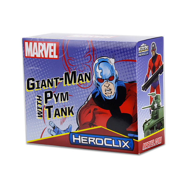 Marvel HeroClix: Giant-Man with Pym Particle Tank Set - 2017 - Online Store