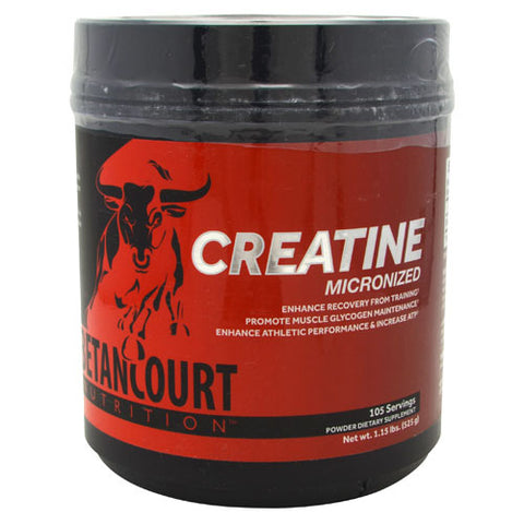 Betancourt Nutrition Creatine Micronized - 525 g - 857487003280