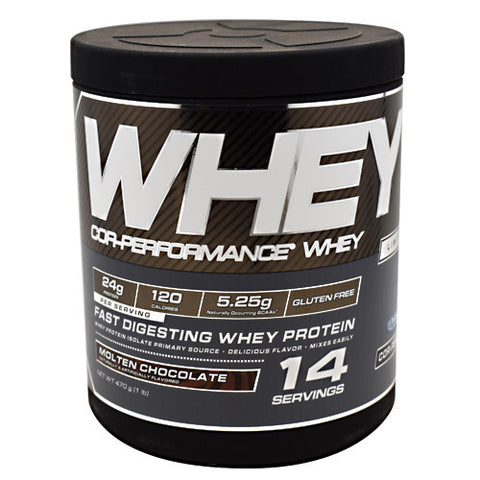 Cellucor COR-Performance Series Cor-Performance Whey - Molten Chocolate - 14 Servings - 810390027903