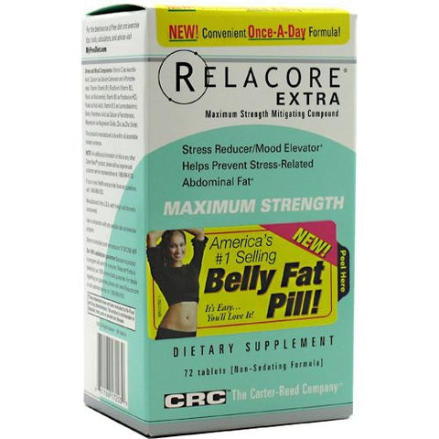 Basic Research Relacore - 72 Tablets - 681168172039