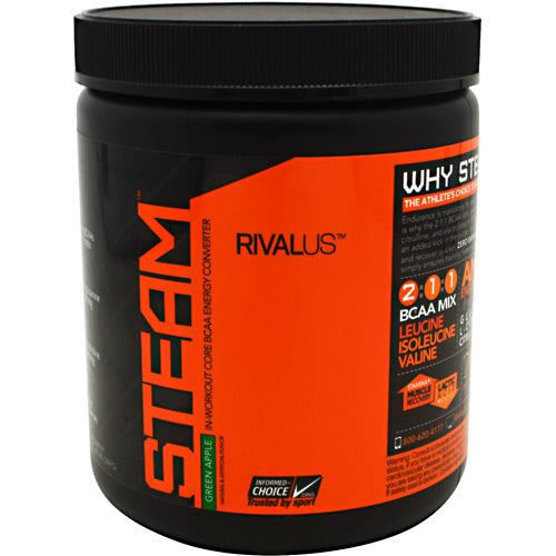 Rivalus Rivalus Steam - Green Apple - 0.68 lbs - 807156001802