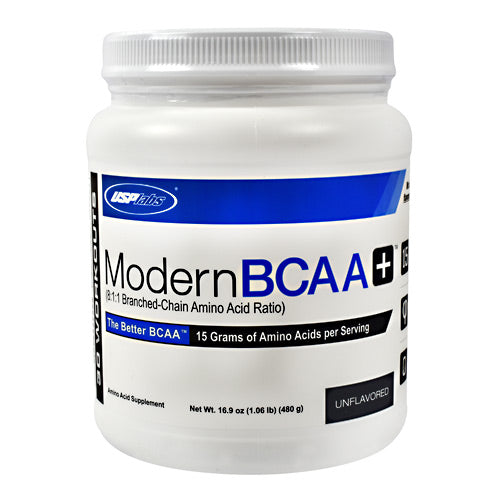 USP Labs Modern BCAA+ - Unflavored - 30 Servings - 094922033901
